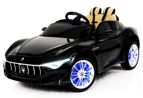 Maserati Alfieri Black
