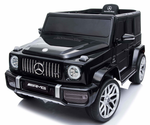 Mercedes G63 Black.