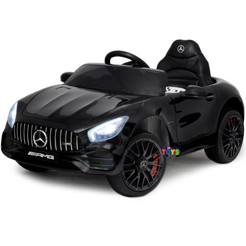 Mercedes GT Black