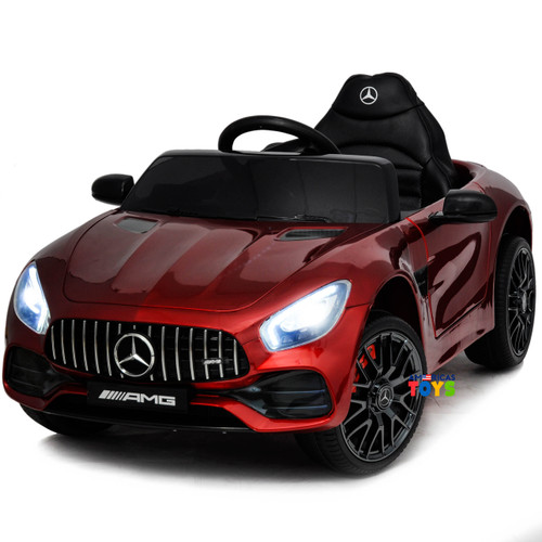 Mercedes GT Red