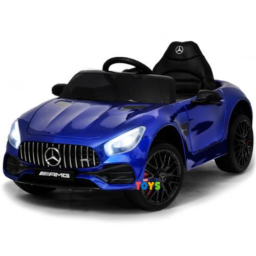 Mercedes GT Blue