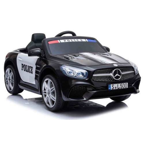 Mercedes SL500 Police car