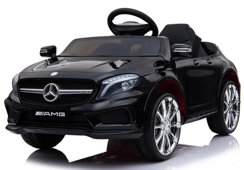 Mercedes GLA45 Black