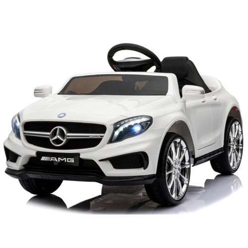 Mercedes GLA45 White