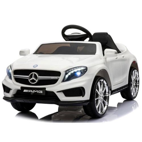 Mercedes GLA45 White