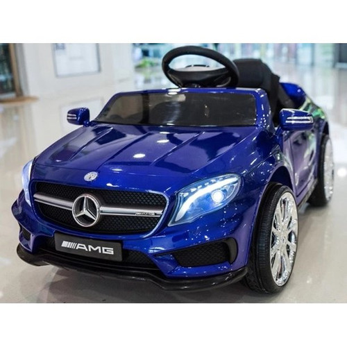 Mercedes GLA45 Blue