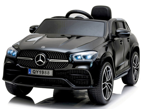 Mercedes GLE450 Black
