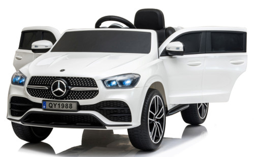 Mercedes GLE450 White