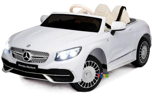 Mercedes Maybach White