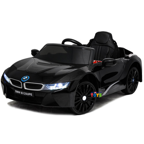 BMW i8 Coupe Black