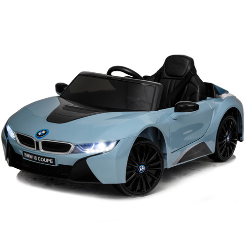 BMW i8 Coupe Blue