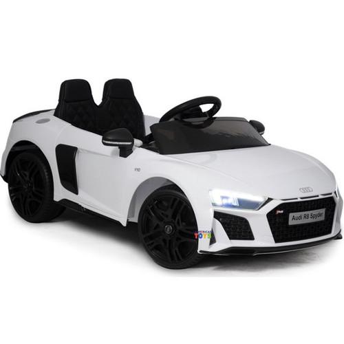 Audi R8 White
