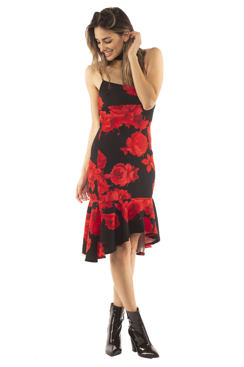 BLACK RED 307