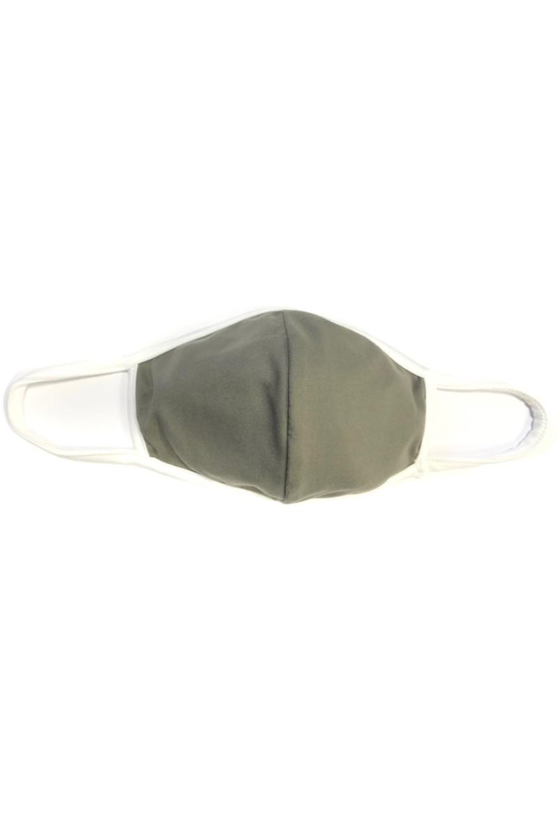 2 Layer Reusable Mask-Sage White