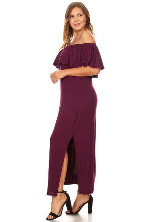 Plus Size Maxi Dresses: Floral, Striped & More | VIBE Apparel Co.