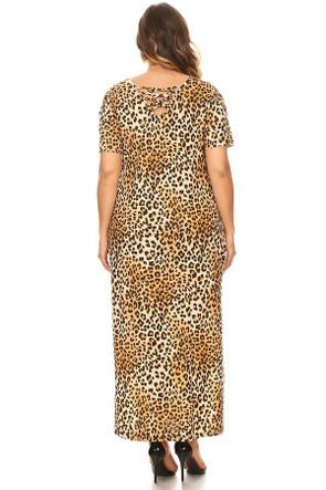 3973a968472215 Plus Size Maxi Dresses  Floral