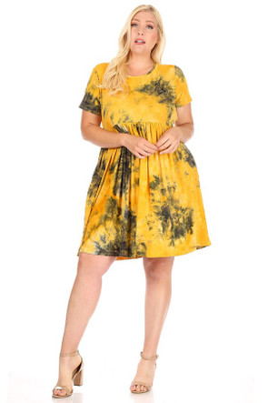 MUSTARD CHARCOAL 1255