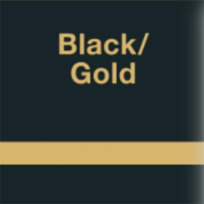 Black - Gold