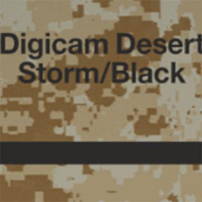 Digicam Desert Storm - Black