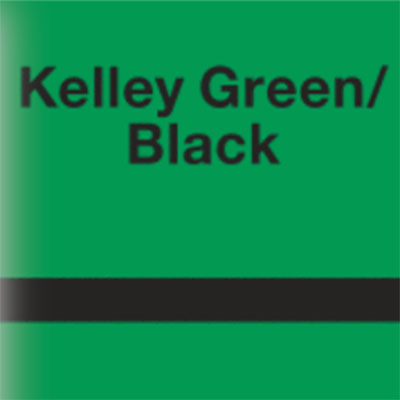 Kelly Green - Black