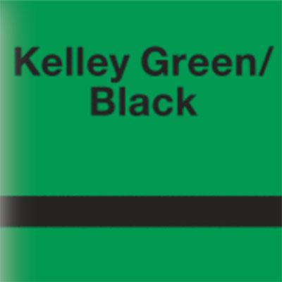Kelly Green - Black