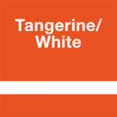 Tangerine - White