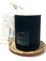 French Vanille Oudh Soy Candle