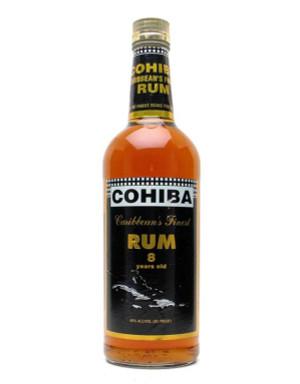 Cohiba 8 Year