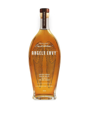 Angels Envy Bourbon Port Wine Barrels
