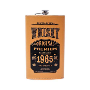 Whiskey 1965 Flask