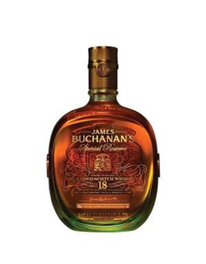 James Buchanan's 18 Year
