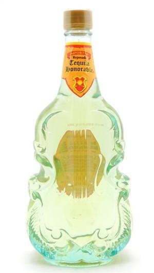 Honorable Reposado (Guitar bottle)