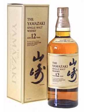 Yamazaki 12 Year Single Malt