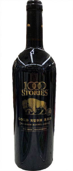 1000 Stories Gold Rush Red