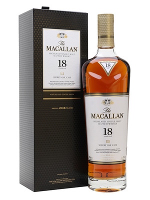 Macallan 18 Year (2018 release)