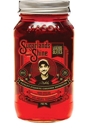 Sugarland Shine Cinnamon Moonshine