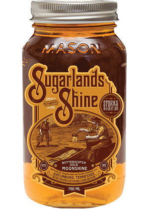 Sugarland Shine Butterscotch Moonshine