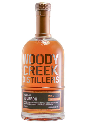 Woody Creek Distillers Straight Bourbon