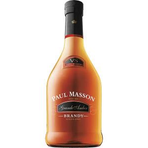 Paul Masson Brandy Amber
