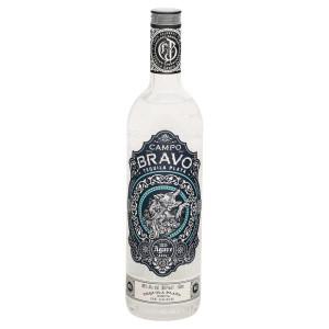 Campo Bravo Tequila Plata