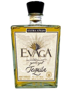 Evaga Tequila Extra Anejo