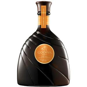 Godiva Carmel Milk Chocolate Liqueur