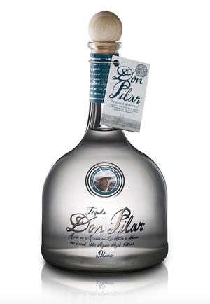 Don Pilar Blanco Tequila