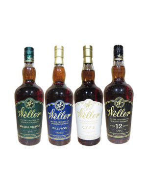 Weller Whiskey Bundle