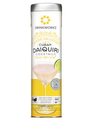 Drinkworks Daiquiri Tube (4 pack pods)