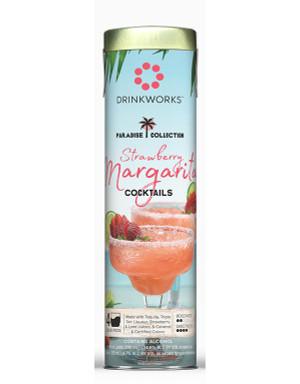 Drinkworks Strawberry Margarita Tube (4 pack pods)