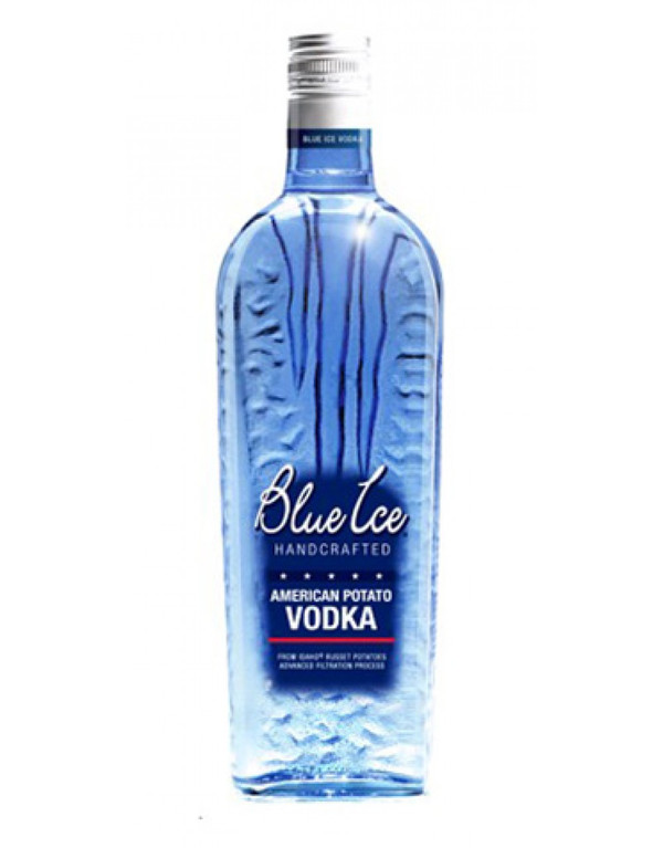 Blue Ice Vodka