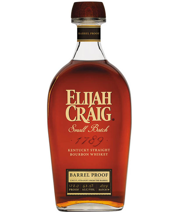 Elijah Craig Small Batch 127 Proof