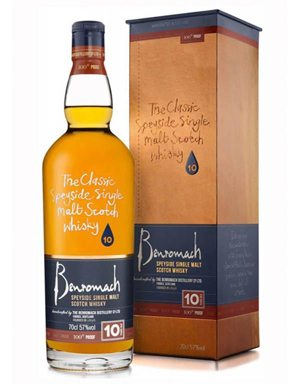 Benromach 10 Year