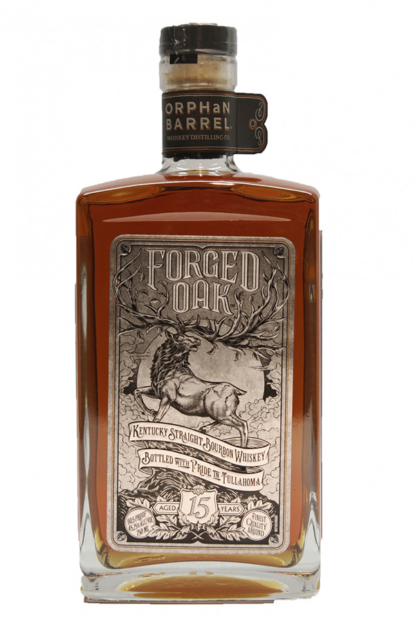 Forged Oak 15 Year